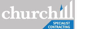 Churchill Specialist Contracting Services limited logo